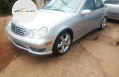 Foreign Used Mercedes-Benz C230 2006 Silver