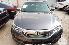 Very Clean Foreign used Honda Accord 2017 Gray