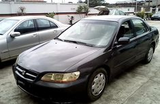 Very Clean Nigerian used Honda Accord 1998