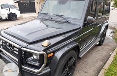 Foreign Used Mercedes-Benz G-Class 2016 Gray