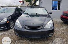 Foreign Used Lexus ES 300 2002 Black