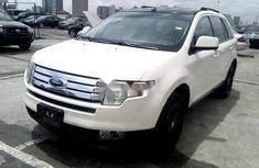 Clean Nigerian used 2007 Ford Edge