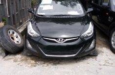 Very Clean Foreign used Hyundai Elantra 2014 Black