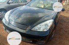 Foreign Used Lexus ES 330 Sedan 2004 Black