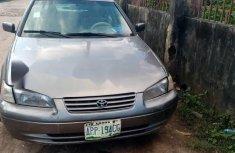 Neat Nigerian used Toyota Camry 1999