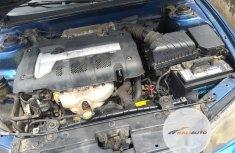 Nigerian Used Hyundai Elantra 2005 1.6 GLS Blue