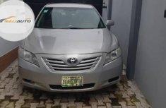 Nigeria Used Toyota Camry 2007 Model Silver