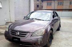 Neat Nigerian used 2003 Nissan Altima