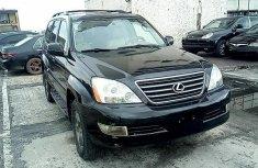 Very Clean Nigerian used 2003 Lexus GX