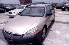 Clean Nigerian used 2007 Honda Accord
