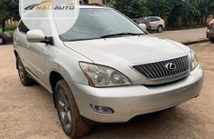 Foreign Used Lexus RX 2006 330 AWD Silver