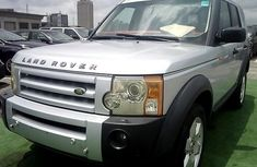 Clean Nigerian used 2007 Land Rover LR3