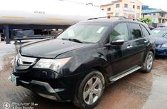 Very Clean Nigerian used Acura MDX 2010
