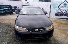 Clean Nigerian used 1999 Toyota Solara