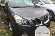 Foreign Used Pontiac Vibe 2009 Gray