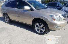 Foreign Used Lexus RX 330 2006 Gold