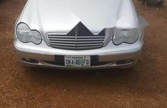 Properly maintained Nigerian used Mercedes-Benz C240 2007