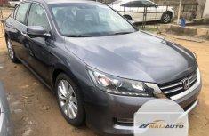 Very Clean Nigerian used Honda Accord 2013