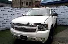 Very Clean Nigerian used Chevrolet Avalanche 2009