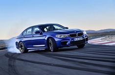 BMW M5 price in Nigeria: For those who put class and luxury at first