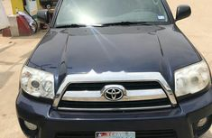 Clean Nigerian used 2007 Toyota 4-Runner