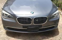 Properly maintained Nigerian used BMW 7 Series 2012