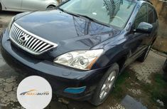 Foreign Used Lexus RX 2008 Model Blue