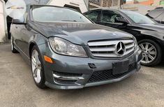 Foreign Used Mercedes-Benz C300 2012 Gray
