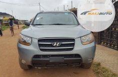 Foreign Used Hyundai Santa Fe 3.3 Limited 2008 Gray