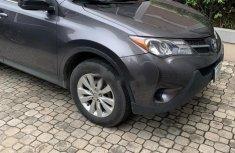 Very Clean Nigerian used 2014 Toyota RAV4