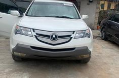 Foreign Used Acura MDX 2008 SUV 4dr