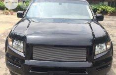 Foreign Used Honda Ridgeline 2007 Black