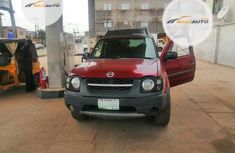 Very Clean Nigerian used Nissan Xterra 2004 SE