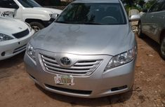 Nigeria Used Toyota Camry 2008 Blue Sedan
