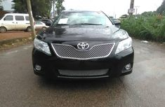 Foreign Used Toyota Camry Sports 2011 Black Colour