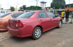 Toyota Corolla for Sale in Lagos Tokunbo 2008 Sedan