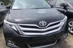Used Toyota Venza Tokunbo 2011 Model Black
