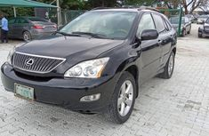 Lexus RX 330 Nigeria Used 2005 Model Black