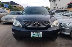 Lexus RX 330 Nigerian Used 2005 Model Jeep