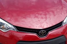 Foreign Used Toyota Corolla 2014 Red