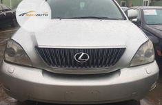 Foreign Used Lexus RX 2004 Model Gold