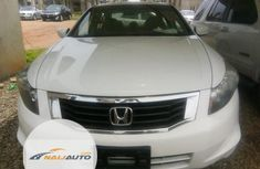 Foreign Used Honda Accord 2008 2.4 EX-L Automatic White