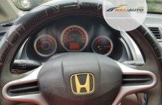 Nigerian Used Honda City 2010 Gray