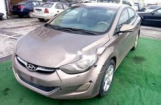 Properly maintained Nigerian used Hyundai Elantra 2011
