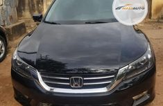 Very Clean Foreign used Honda Accord 2013 Black