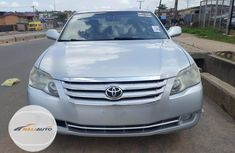 Foreign Used Toyota Avalon 2006 Limited Silver