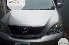 Foreign Used Lexus RX 330 4WD 2005 Model Silver