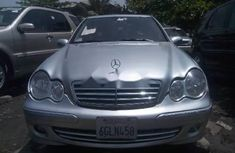 Neat Foreign used Mercedes-Benz C230 2007