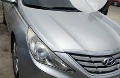 Nigeria Used Hyundai Sonata 2012 Model Silver