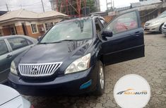 Foreign Used Lexus RX 2007 Model Purple